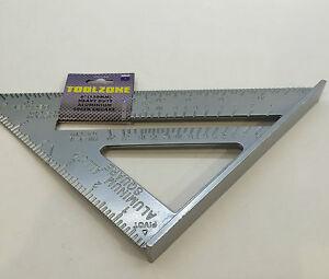6-034-Resistente-Alluminio-Velocita-Quadrato-Strumento-Di-Misurazione-Per-Tetti