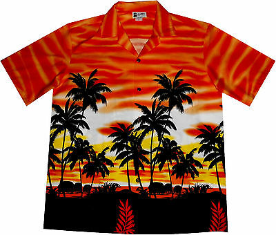 Camisa Hawaiana ORIGINAL Made in Hawaii Hawaiian Shirt Hawaiiana Hawaian M - 4XL - Hawaian Costumes
