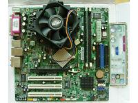 430495-001 Hewlett-Packard SYSTEM BOARD DISCRETE, 64MB