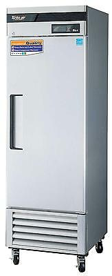 Turbo Air 23 Cu.ft Solid 1 Door Reach In Freezer Tsf-23sd