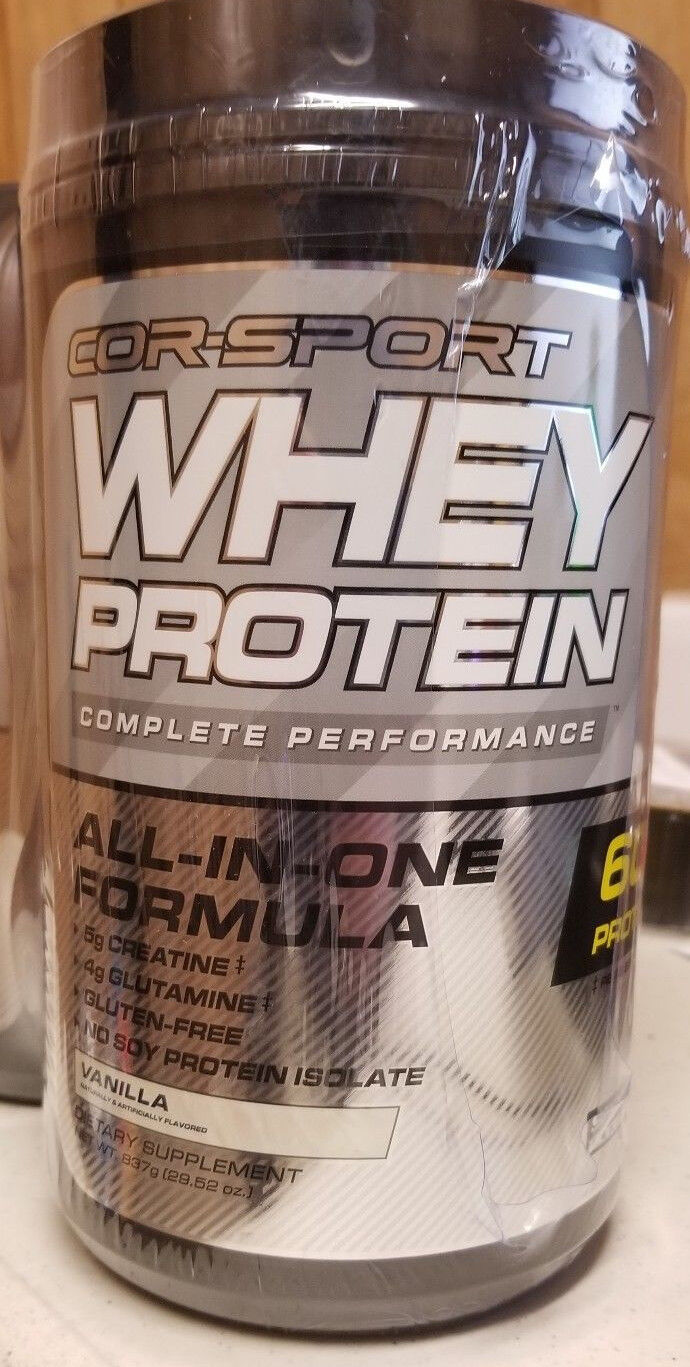 Cellucor Whey Sport Protein Powder NSF Whey Creatine Glutami