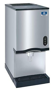 Manitowoc 315lb Countertop Air Cooled Nugget Ice Makerwater Dispenser