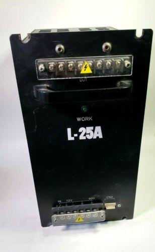 Charmilles CHMER EDM L-25A Work Module