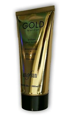 Art of Sun-Gold/Brilliant Dark Tanner/Solariumkosmetik