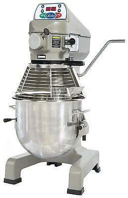Globe SP20 20 Quart Counter-Top Planetary Mixer .5 HP with Bowl 3 Speed