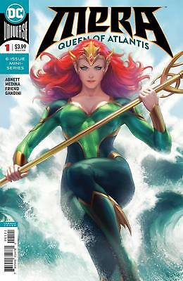 MERA QUEEN OF ATLANTIS #1 OF 6 VARIANT DC COMICS NM
