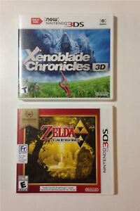 Xenoblade and a link between worlds