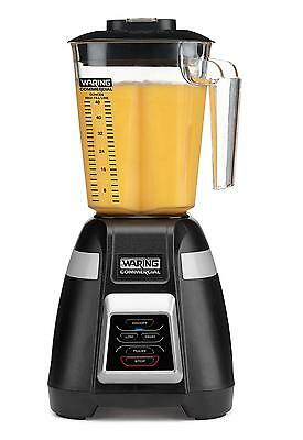 Waring Bb320 Commercial 2 Speed 1 Hp Medium Duty Bar Blender W 48oz Jar