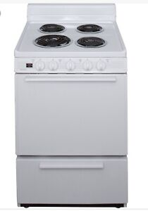 24 inch electric stove/oven wanted