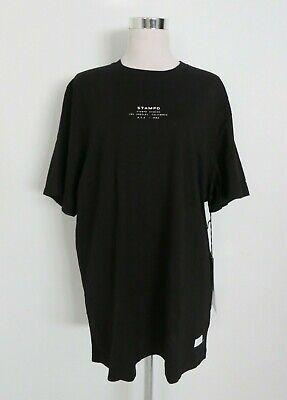 STAMPD black short sleeve tee size XL NWT