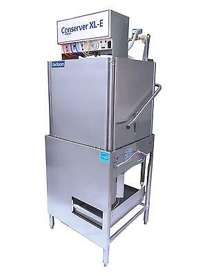 Jackson CONSERVER XL-E Conserver Low Temperature Dishwasher 39 Racks/hr