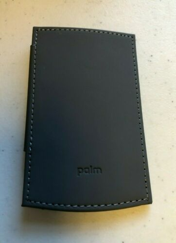 Palm Flip Cover - For Hand Held PDA Tungsten E and E2 - Grey