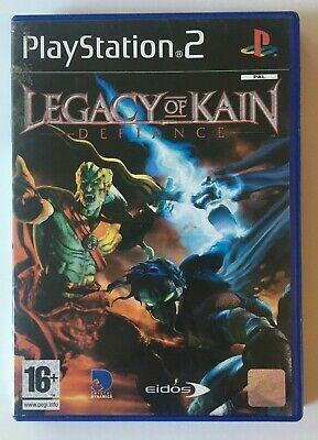 Legacy of Kain Defiance PS2 (NO MANAUL)