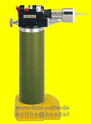 PROXXON 28146  MICROFLAM Brenner MFB/E Flambierer Lötbrenner Butangasbrenner NEU
