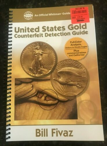 United States Gold Counterfeit Detection by Bill Fivaz - Brand New