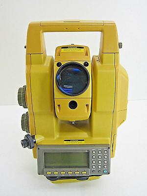 Topcon Gts-802a Robotic Total Station For Surveying 1 Month Warranty