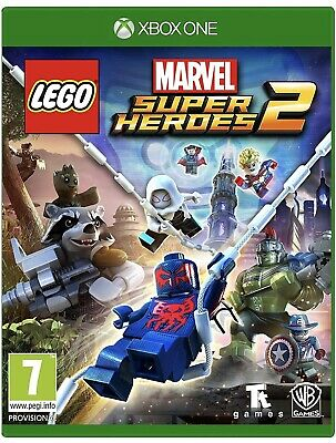 LEGO Marvel Super Heroes 2 (Microsoft Xbox One, 2017) BRAND NEW * SALE*