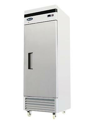 Atosa Mbf8501 21 Cu.ft Single Door Bottom Mount Reach-in Freezer