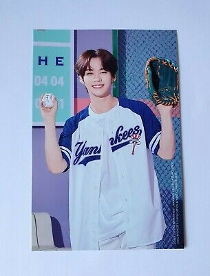 """Stray Kids Lee Know Photocard - Official 2nd Photobook """"stay in playground"""""""