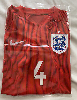 Nike England World Cup Brazil 2014 Men's Football Jersey Shirt Steven Gerrard