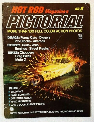 Hot Rod Pictorial No.6