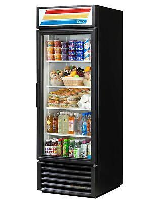 True Gdm-23-hctsl01 23 Cu.ft Cooler Merchandiser Display W 1 Glass Door
