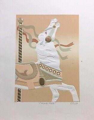 Carousel Horses For Sale (Eisler, K-Carousel Horse-Kids-Still Life-Art For)