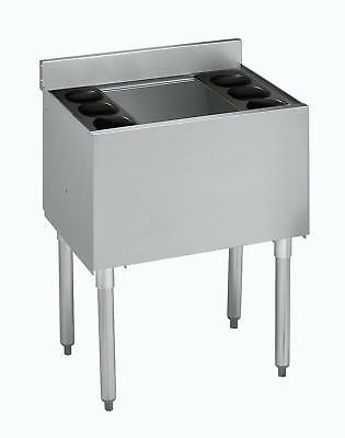 Krowne Metal 18-18 Standard 1800 Series 18w Underbar Ice Bincocktail Unit