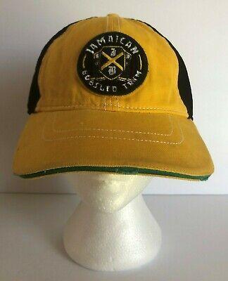 Vintage Jamaican Bobsled Team Distressed Dad Hat Baseball Cap Adjustable Cotton for sale  Edmonton