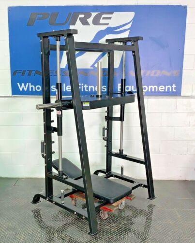 Fettle Fitness | Vertical Leg Press