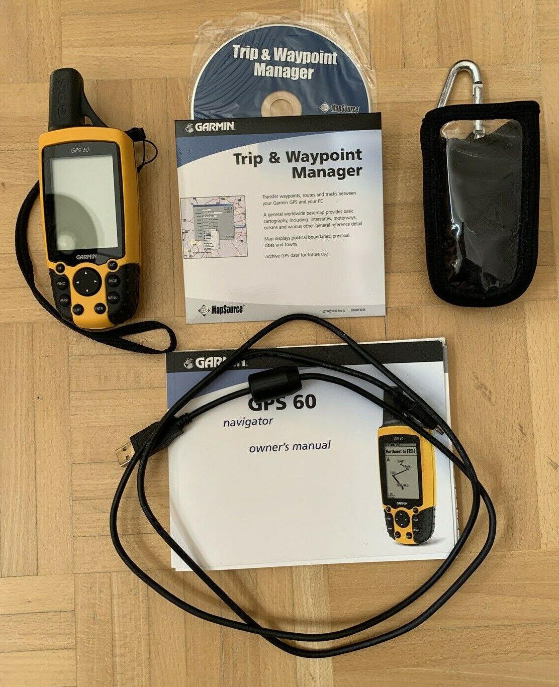 Garmin GPS 60 Navigationsgerät
