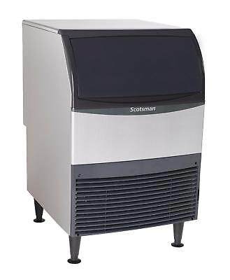 Scotsman Un324a-1 Undercounter 340lb Air Cooled Nugget Ice Maker Machine