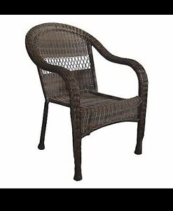 Wicker Brand new patio chairs