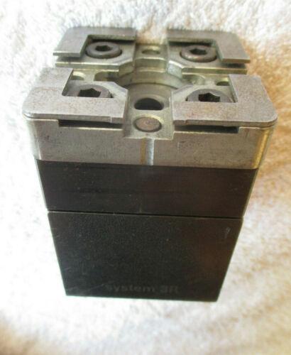 System 3R Mini Block Cast Holder / Chuck.