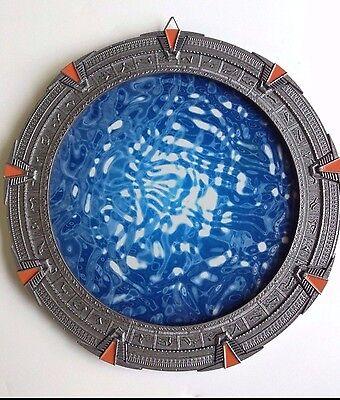 Stargate w/ Event Horizon - SG1 12 inches (30 cm).