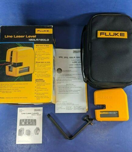 Brand New Fluke 180LG Line Laser Level, Original Box