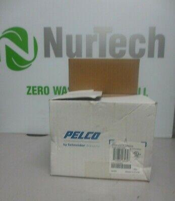 Pelco Is20-chv10s Camclosure-2 Indoor Color Cctv Mini Dome Camera Open Box