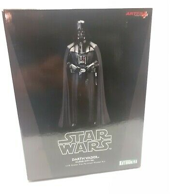 STAR WARS KOTOBUKIYA DARTH VADER CLOUD CITY VERSION ARTFX 1/10 BOXED FIGURE