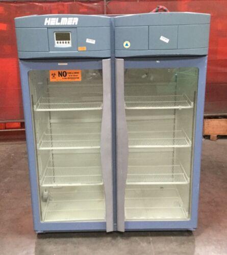 Helmer iLR256 Double Door Laboratory Refrigerator 115V / 60 Hz / 11.5 Amp