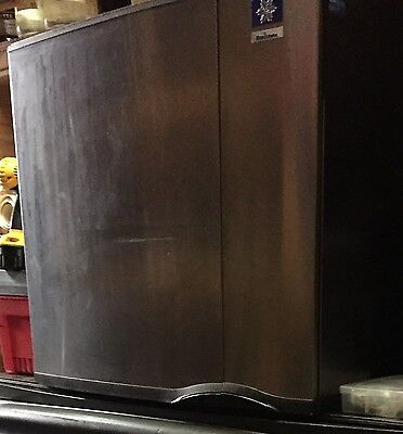 Manitowoc Sy1094n-261 Remote Air Cooled 1000 Lb Ice Machine W Remote Condenser