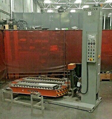 Spiropack Pallet Shrink Wrap Machine Model R-125ansbs-85
