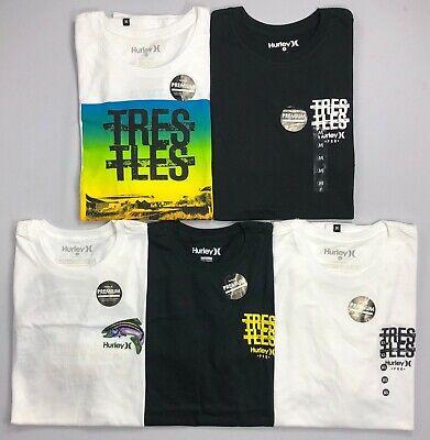 Men's Hurley Pro Graphic Trestles Premium Modern Fit T-Shirt