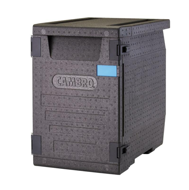Cambro EPP400110 Cam GoBox Light Weight Front Loading Insulated Food Carrier