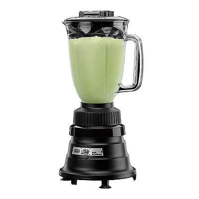 Waring BB155 2 Speed 3/4HP Bar Blender with 44oz Polycarbonate Container