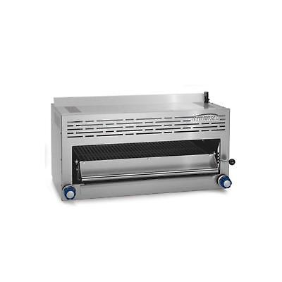 Imperial Range 36 Commercial Infra Red Gas Salamander Broiler Counter Top