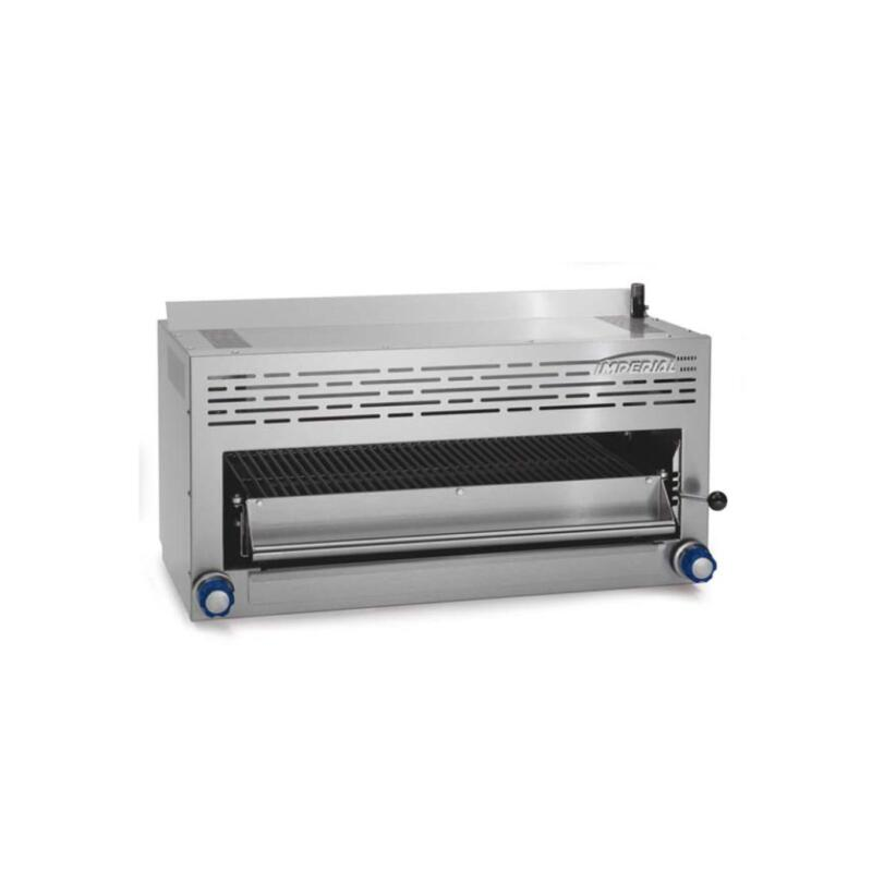 """Imperial Range 36"""" Commercial Infra Red Gas Salamander Broiler Counter Top"""
