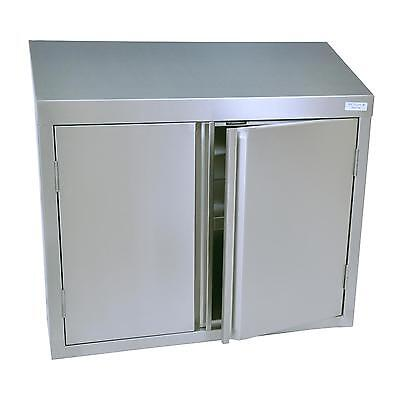 Bk Resources Bkwch-1536 36w Stainless Steel Wall Mount Cabinet