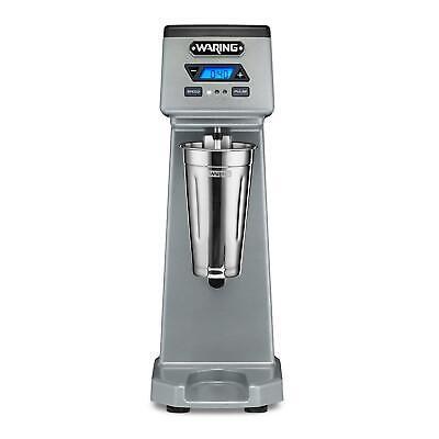 Waring Wdm120tx Countertop Single Head 3 Speed Milk Shake Drink Mixer