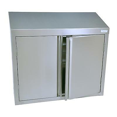 Bk Resources Bkwch-1548 48w Stainless Steel Wall Mount Cabinet