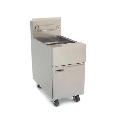Frymaster Gf40 50lb Gas Deep Fryer Medium Duty 122k Btuhr
